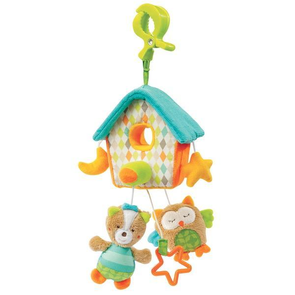 Casuta muzicala Padure - Brevi Soft Toys