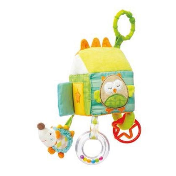 Jucarie cub cu sunete Padure- Brevi Soft Toys