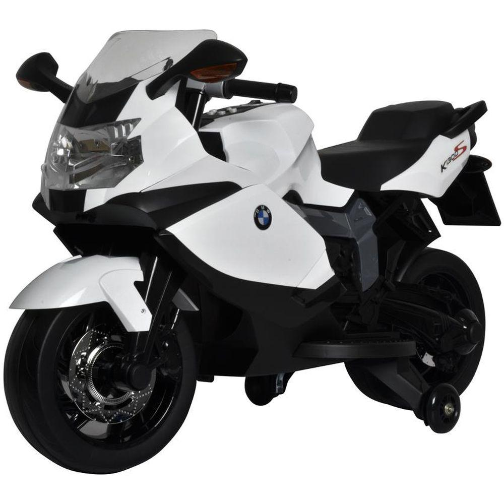 Motocicleta BMW 6V Lancer - Sun Baby - Alb