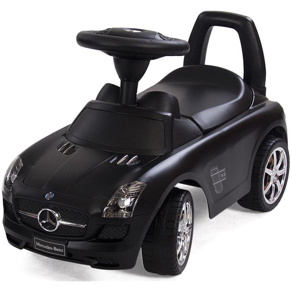 Masinuta Mercedes Plus - Sun Baby - Negru