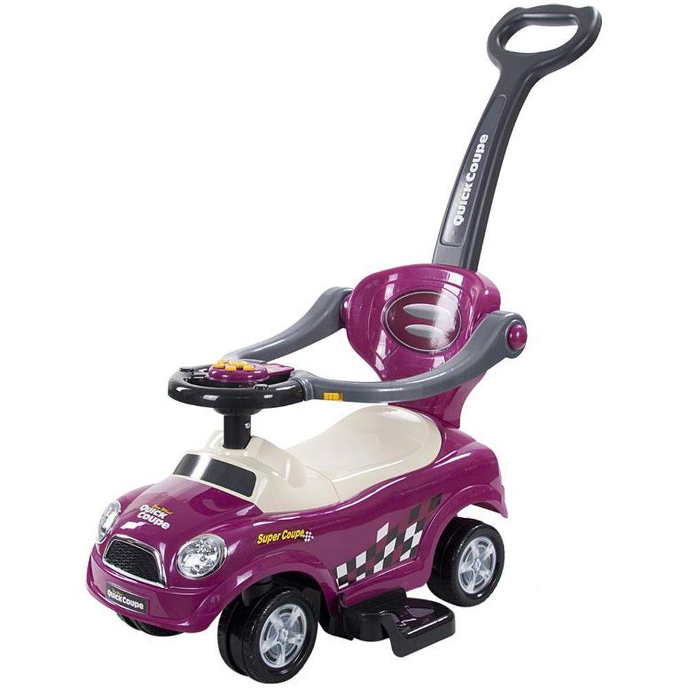 Masinuta Multifunctionala Coupe - Sun Baby - Violet