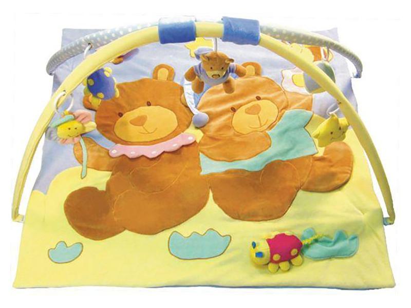 Covoras de joaca pentru bebelusi Baby Mix Q3090C