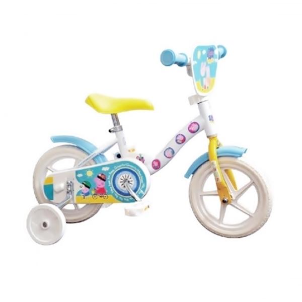 Bicicleta Peppa Pig 10 - Dino Bikes