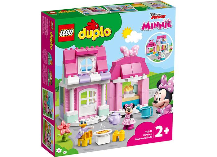 LEGO Casa si Cafeneaua lui Minnie