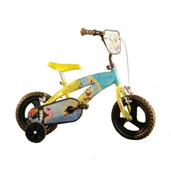 Bicicleta Spongebob 12 - Dino Bikes