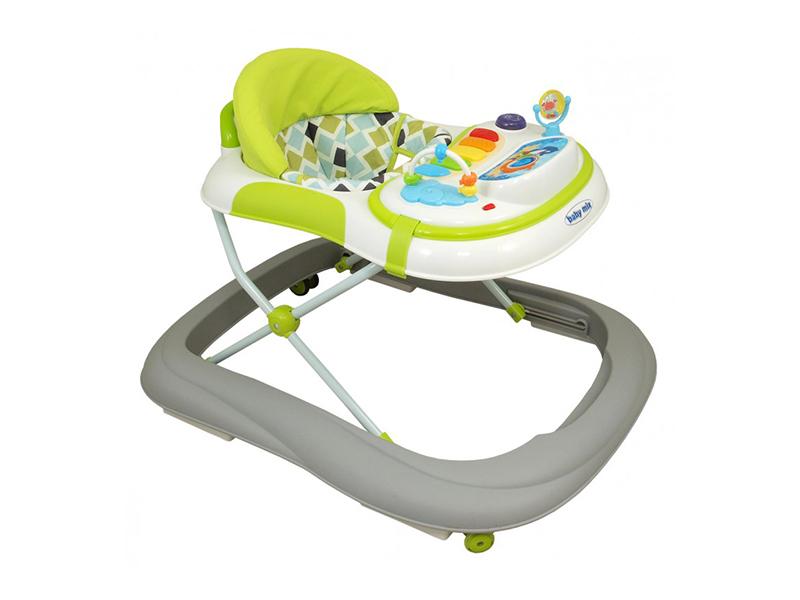 Premergator copii Baby Mix UR-1119 NA2 White Grey