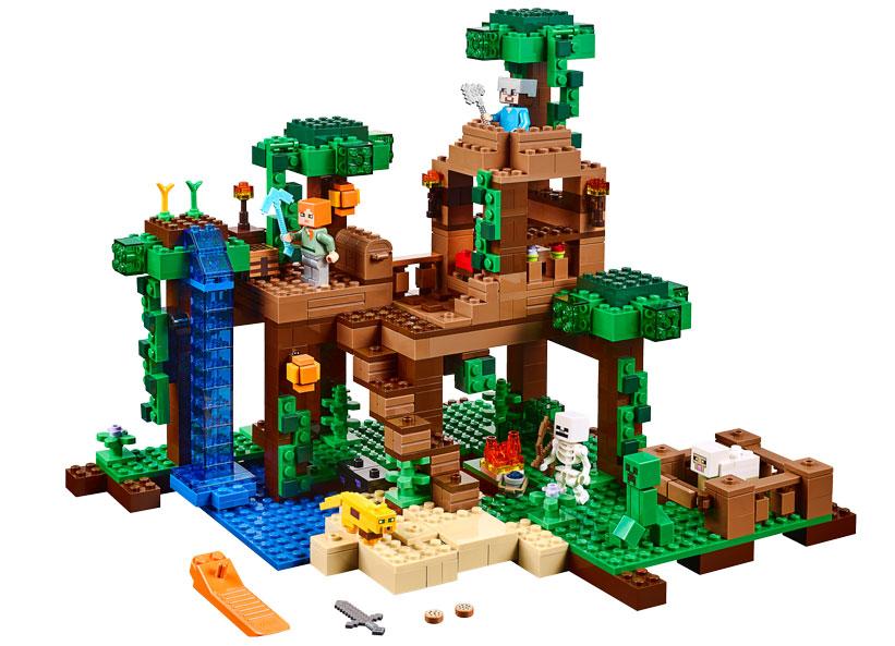 Casuta din jungla (21125)
