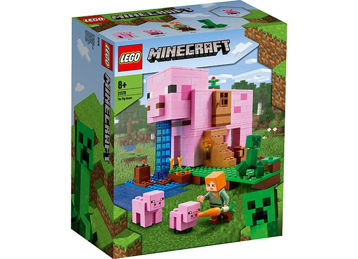 LEGO Casuta purcelus