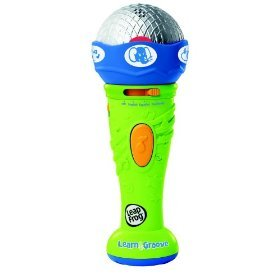 Microfonul LeapFrog LEAP81099 - resigilat