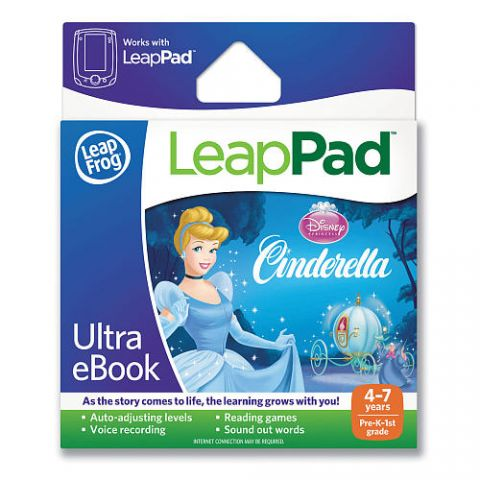 Soft educational LeapPad Cenusareasa