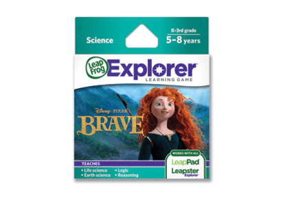 Soft educational LeapPad Neinfricata Brave