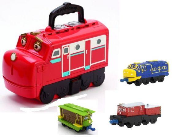 Gentuta transport Wilson cu Brewster, Zephi si Irving