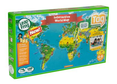 Harta interactiva a Lumii TAG_resigilat