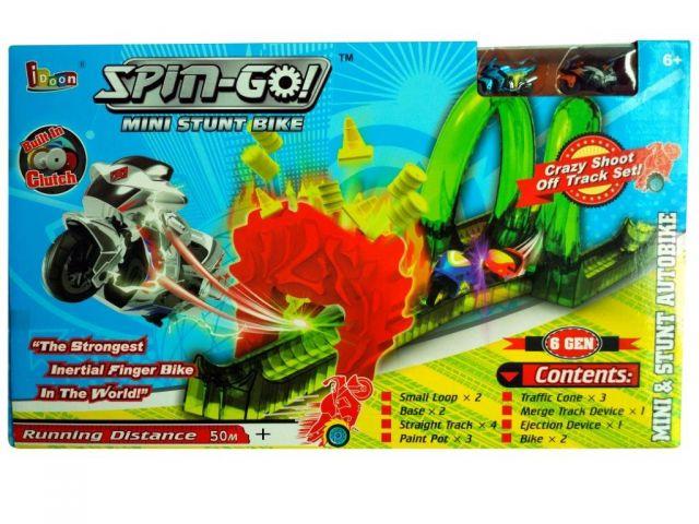 Set Spin-Go - Viteza pe doua roti!