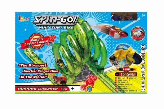 Set Spin-Go Bucle multiple - Idoon