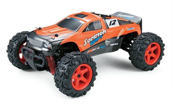 Radio-comandata COCO 4WD-1
