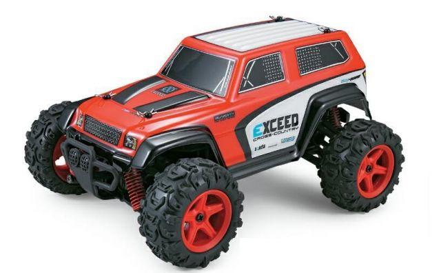Radio-comandata COCO 4WD-3