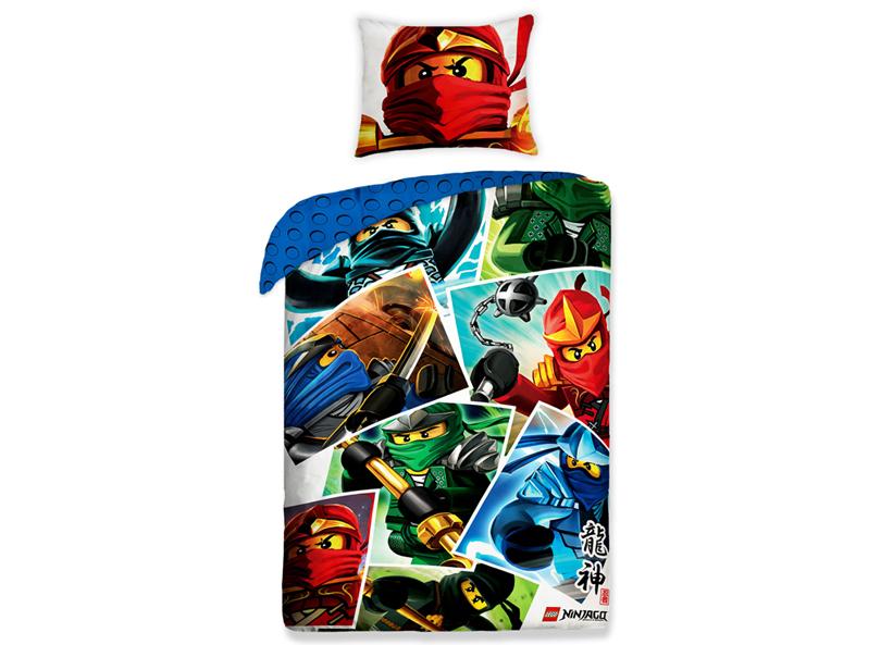 Lenjerie de pat LEGO Ninjago Kai