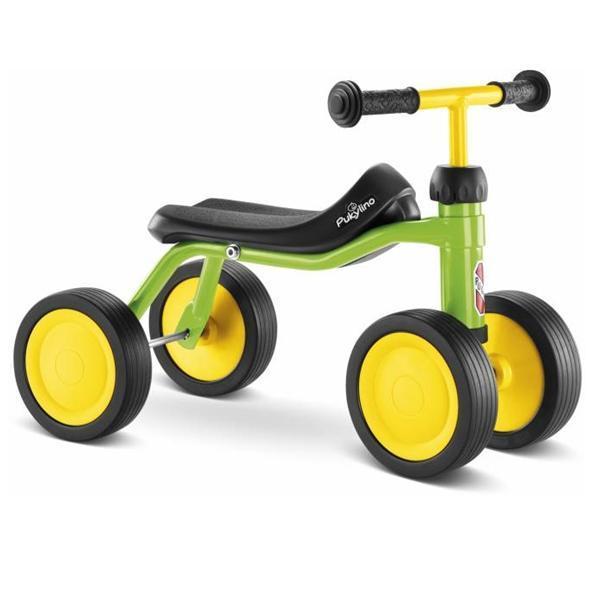 Tricicleta Pukylino, verde, Puky