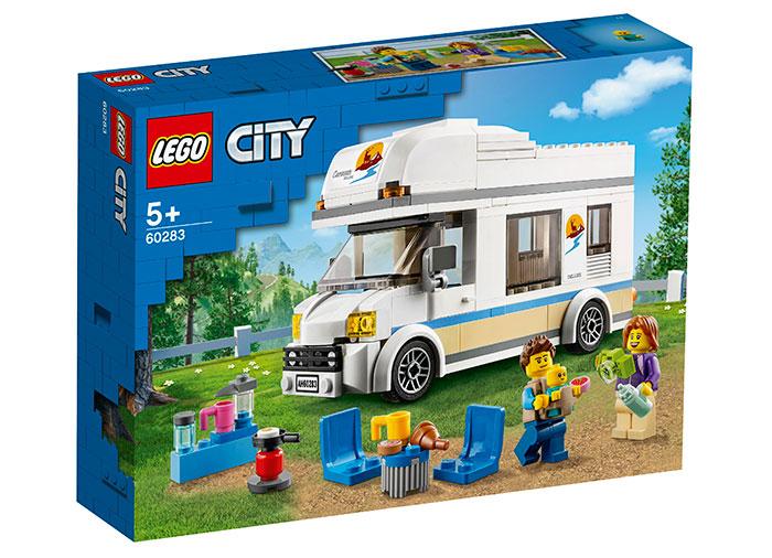 LEGO Rulota de vacanta