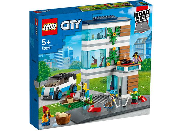LEGO Casa familiei