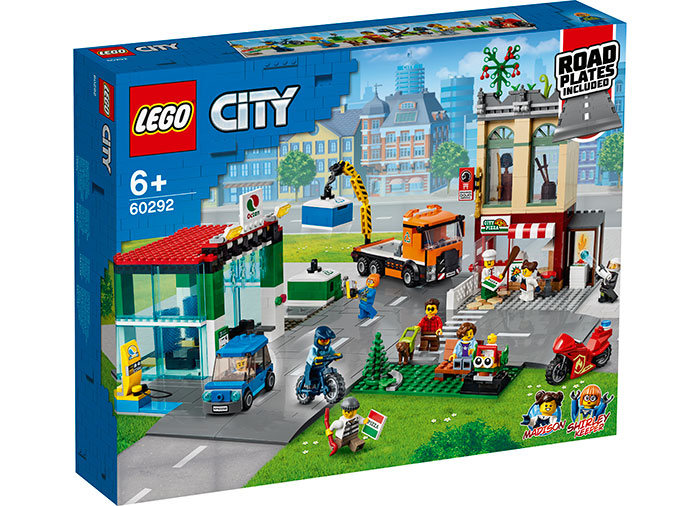 LEGO Centrul Orasului