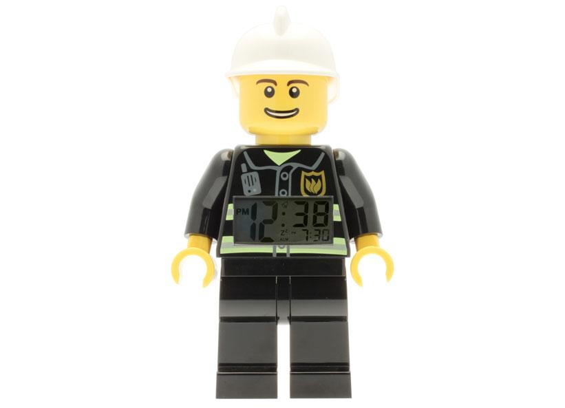 Ceas desteptator LEGO City Pompier (9003844)