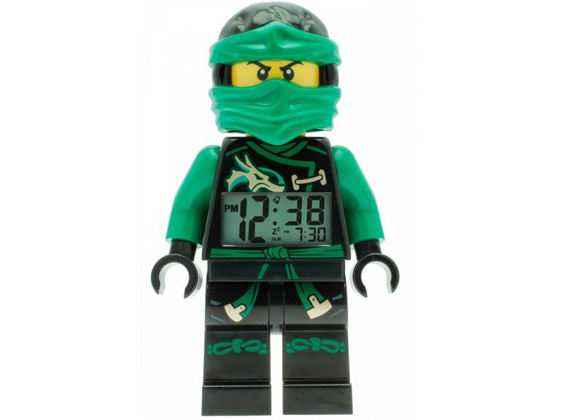 Ceas desteptator LEGO Ninjago Lloyd (9009402)