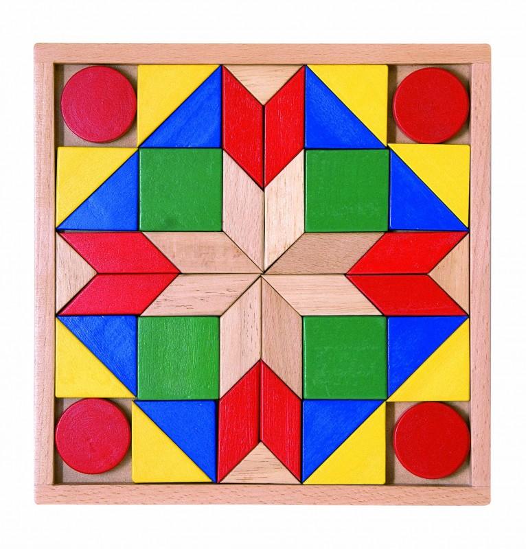 Mozaic, Woodyland