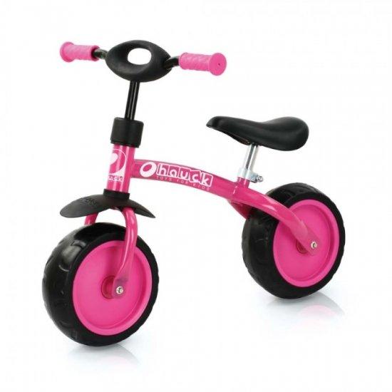 Bicicleta Fara Pedale Super Rider 10 - Pink