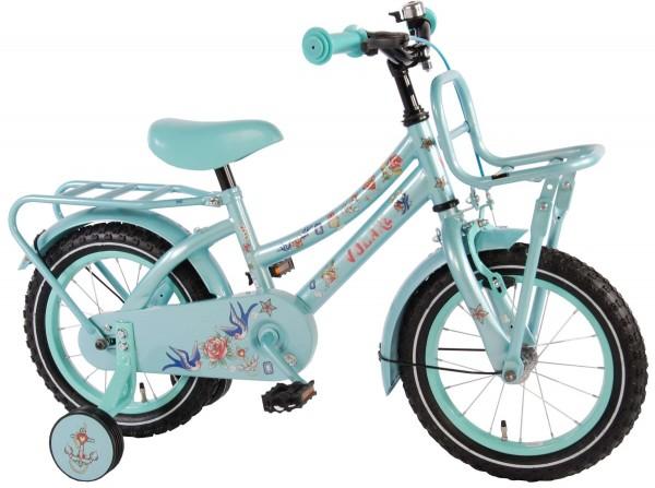 Bicicleta Volare Tattoo - pentru fete cu roti ajutatoare