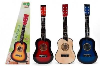 Chitara lemn