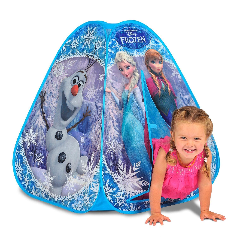 Cort de joaca pentru copii Frozen Pop Up