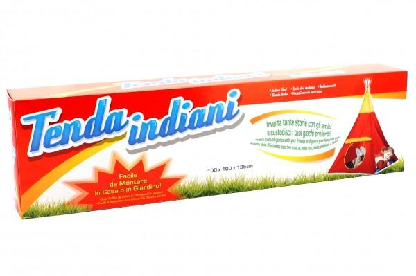 Cort pentru copii de joaca pentru interior sau exterior forma Indian