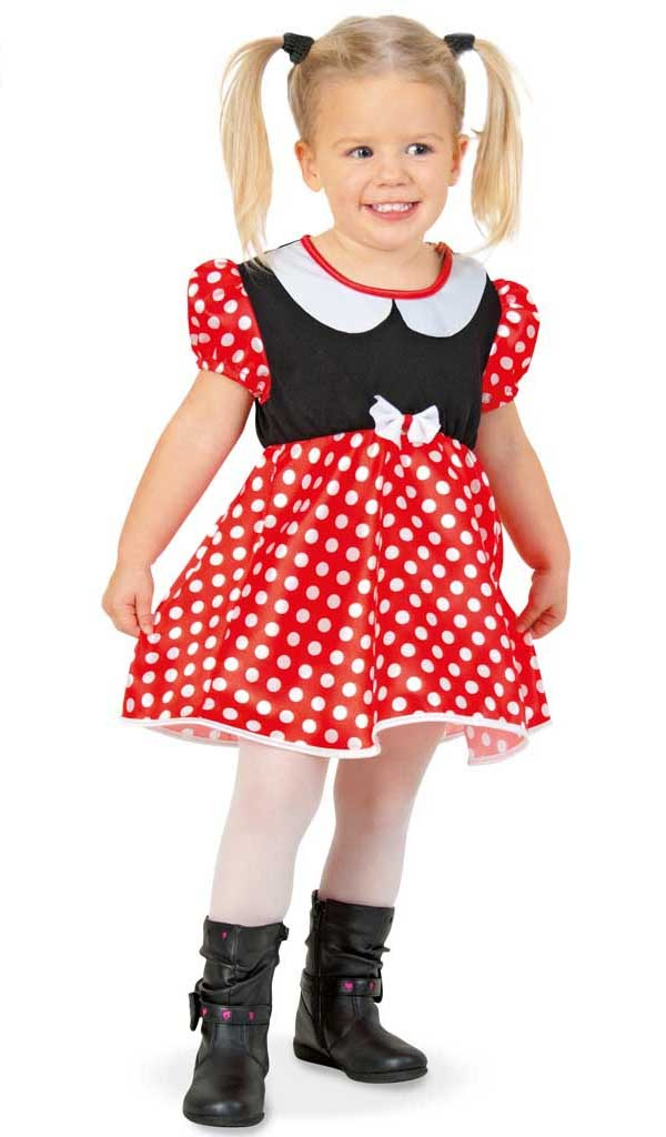Costum pentru serbare Funny Minnie 92 cm