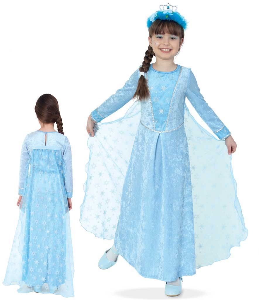 Costum pentru serbare Printesa Ghetii 116 cm