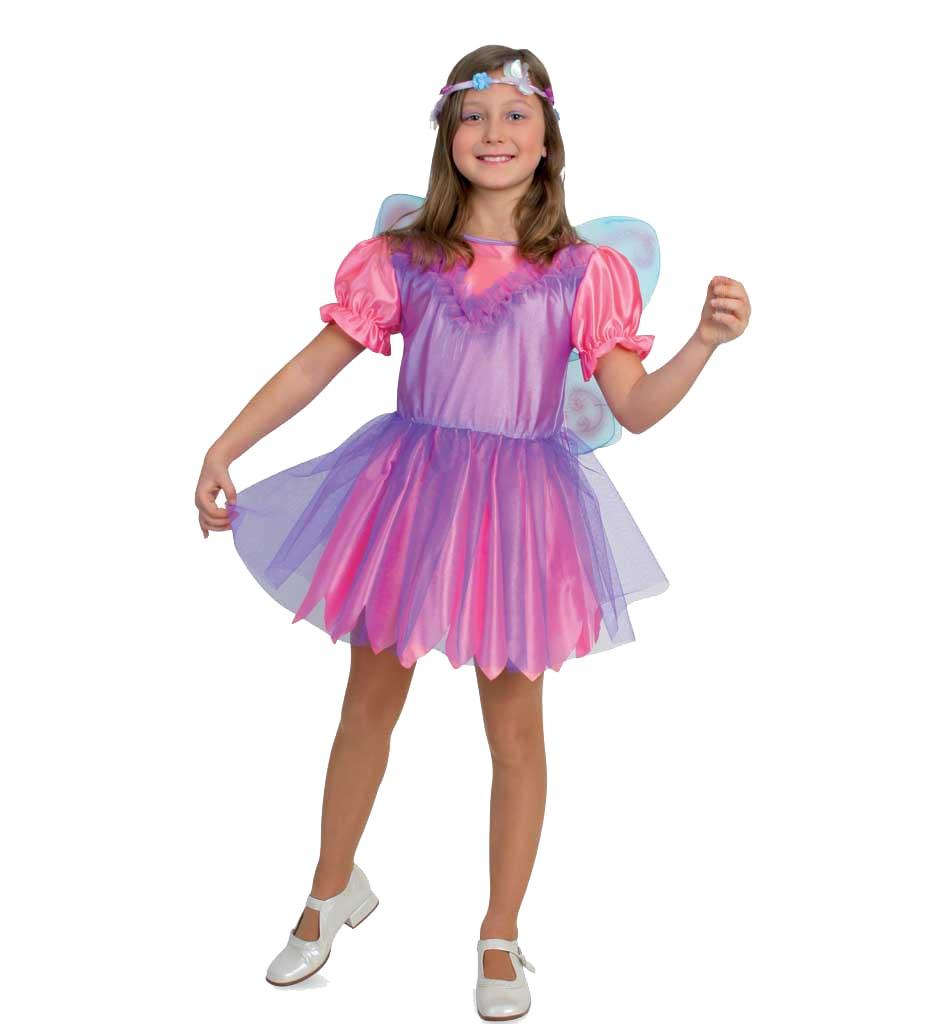 Costum pentru serbare Zana Isabella 128 cm