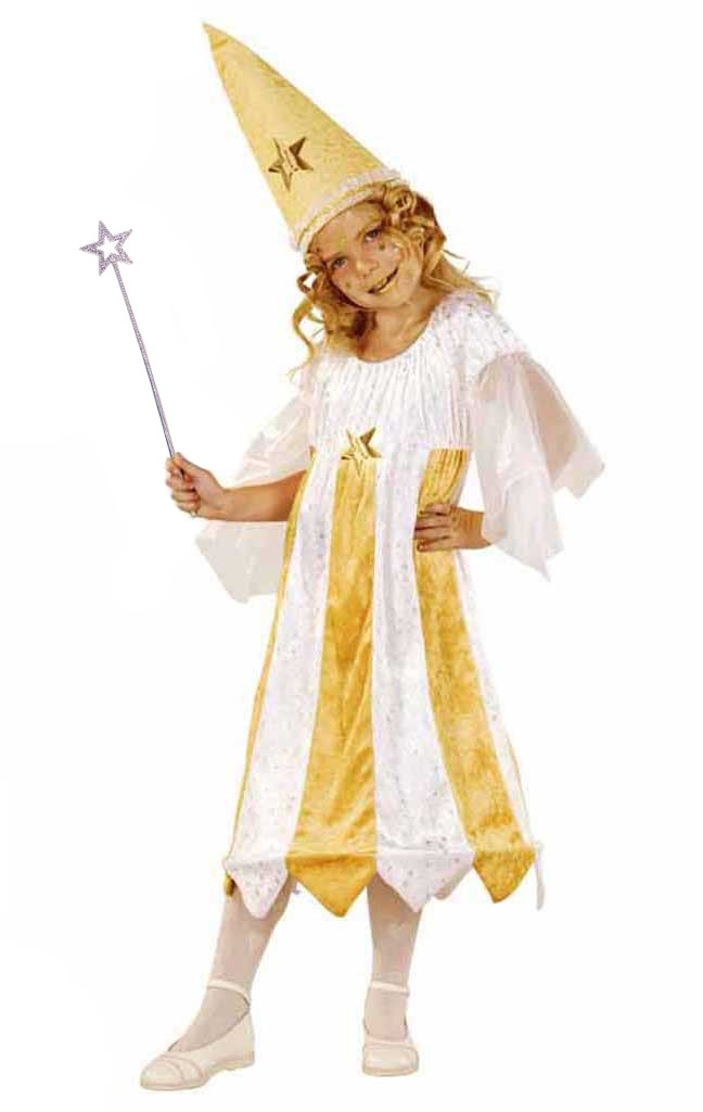 Costum pentru serbare Zana Stelelor 116 cm
