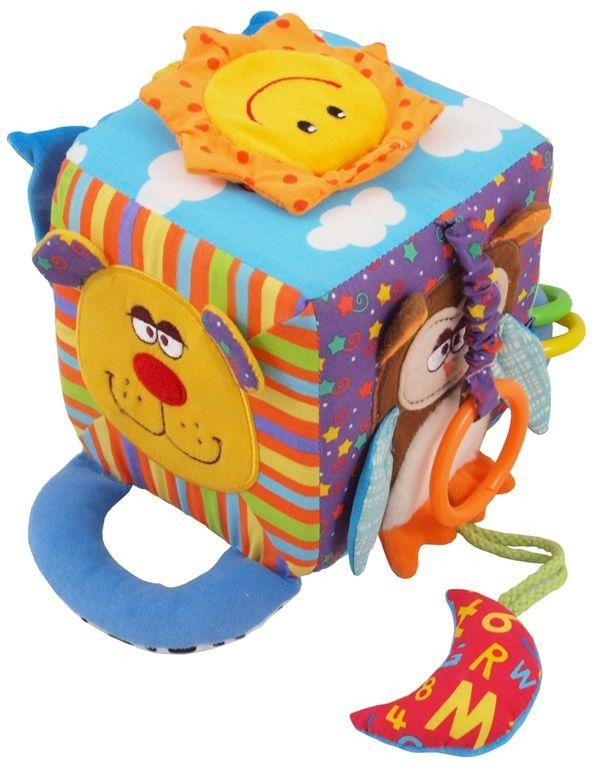 Cub cu activitati multiple Happy Animals