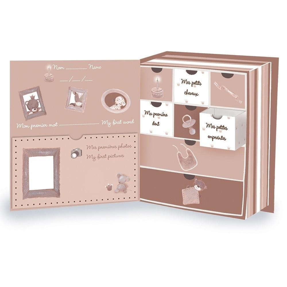 Cutie compartimentata de amintiri My Box of Memories