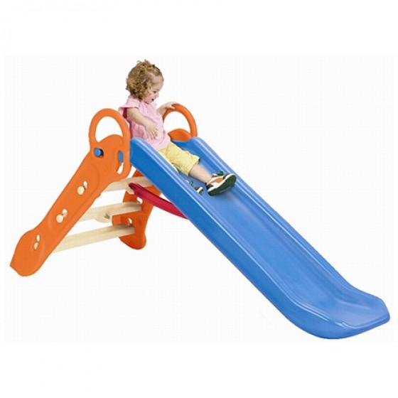 Grow'n Up tobogan maxi slide pliabil si ajustabil pe inaltime