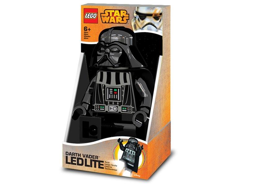 Lampa de veghe LEGO Star Wars Darth Vader, LGL-TO3BT