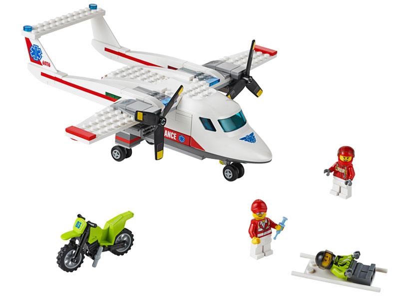 Avion sanitar (60116)