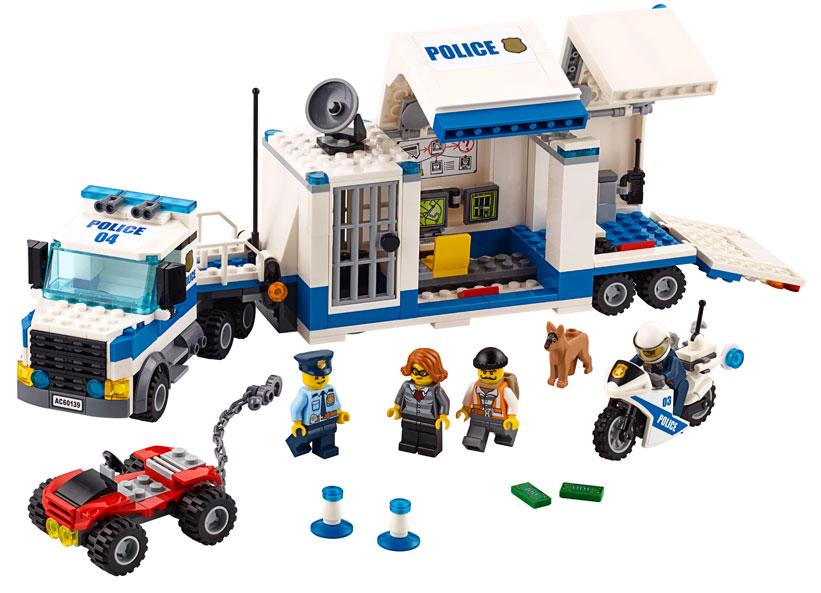 Centru de comanda mobil (60139)