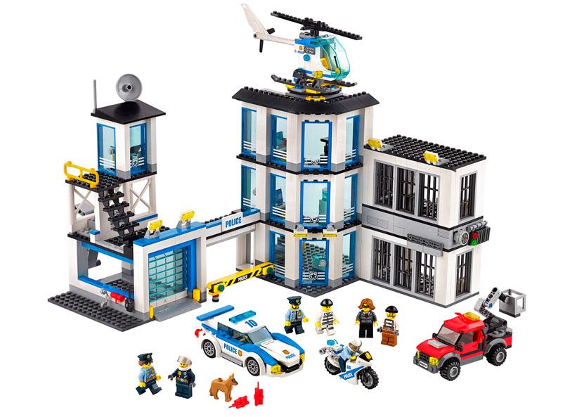 Sectie de politie (60141)