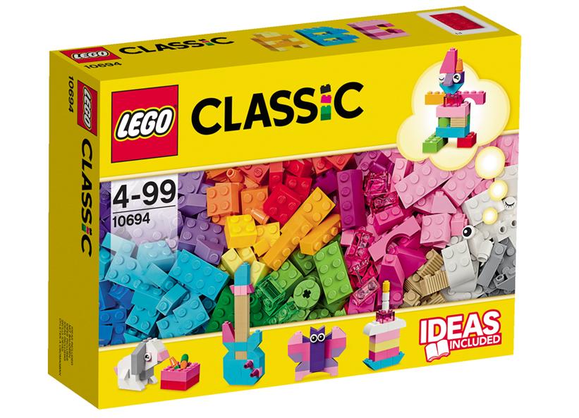 Supliment creativ LEGO culoare deschisa (10694)