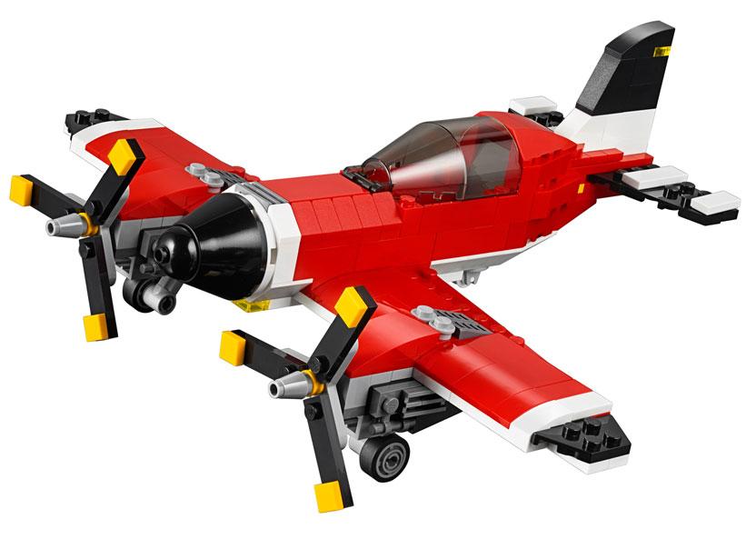 Avion cu elice (31047)