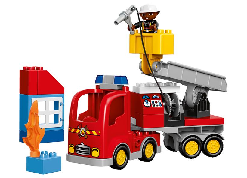 Camion de pompieri LEGO DUPLO (10592)