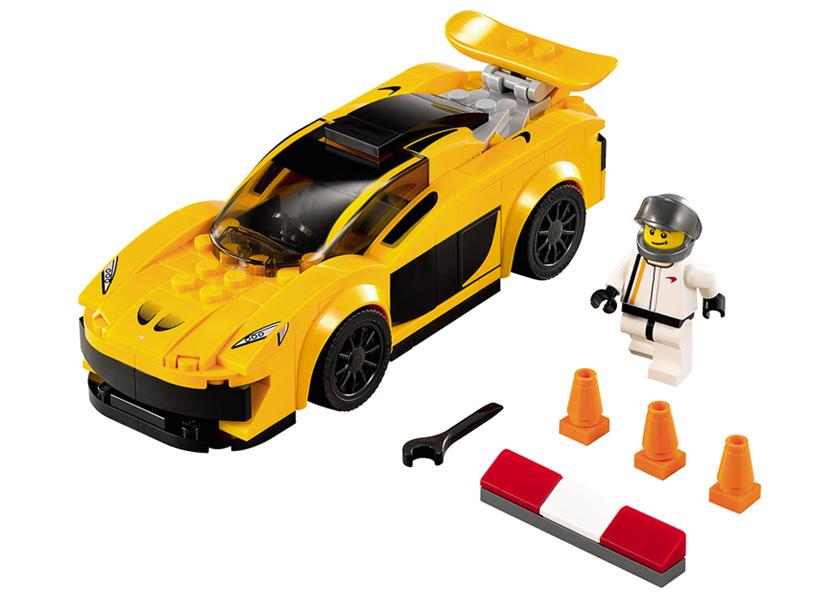 McLaren P1(TM) (75909)