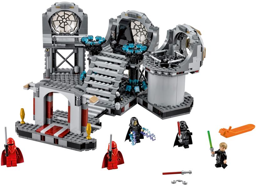 Duelul final Death Star(TM) (75093)